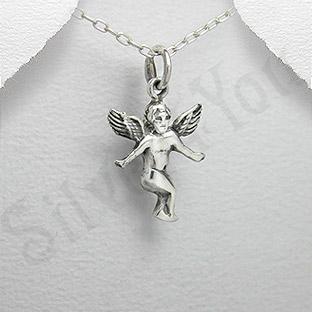 Pandantiv argint ingeras - PF4121