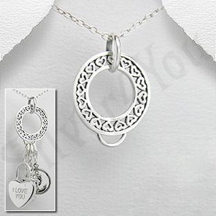 Pandantiv argint - PF4249