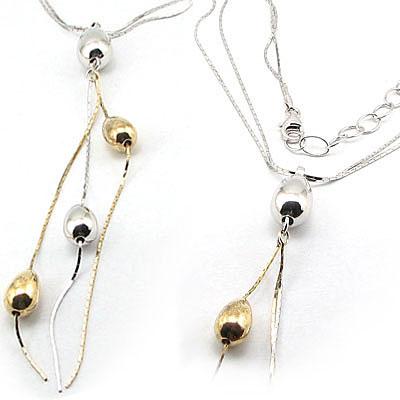Lant argint aurit - LK87