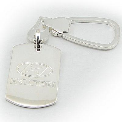Breloc argint Hyundai - BP4