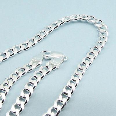 Lant argint - 55.5 cm - LS103