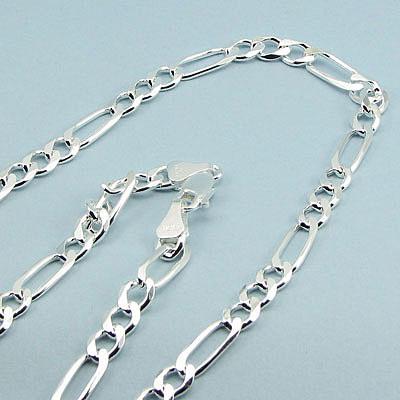 Lant argint - 50.5 cm/10.2 gr - LM21