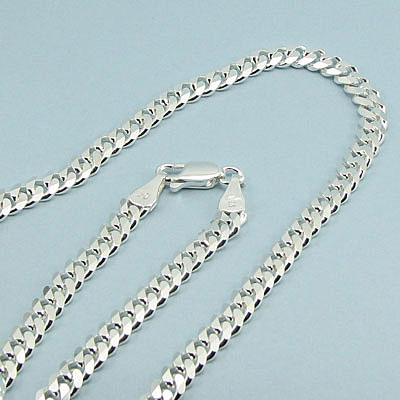 Lant argint - 55 cm - LS104