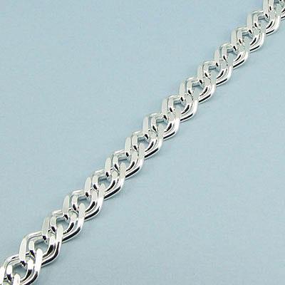 Bratara argint - 22.5 cm - BS105