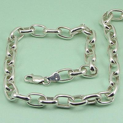 Lant argint - 55.5 cm - LS613