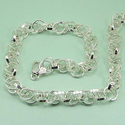 Lant argint - LS605