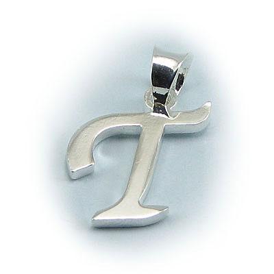 Initiala argint - T - PS57