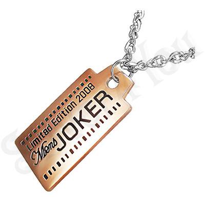 """Colier fantezie """"JOKER"""" - BK910"""