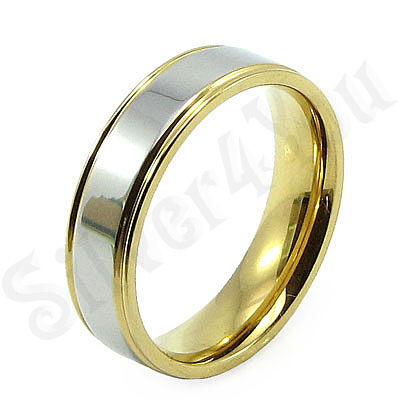 Verigheta inox aurit - BR6035