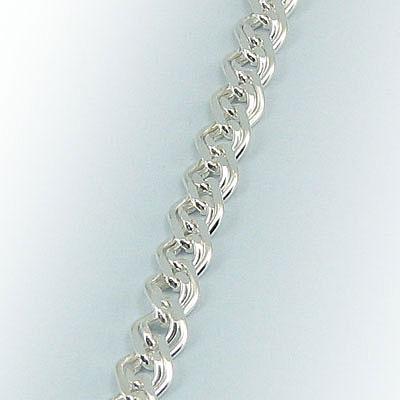 Lant argint 55 cm/3mm - LT100