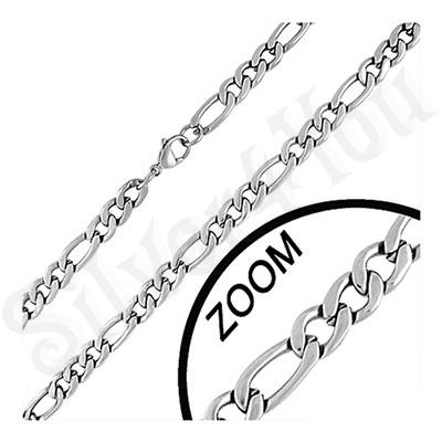Lant inox 8 mm grosime/55cm - BF6007