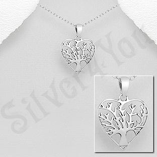 Pandantiv argint copacul vietii - AS162