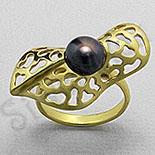 Inel argint aurit - PF4017