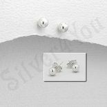 Cercei argint biluta/1.5 mm - PF4210