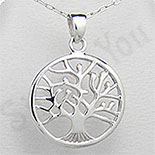 "Pandantiv argint ""copacul vietii"" - PK1251"