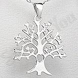 Pandantiv argint copacul iubirii - PK3000