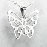Pandantiv argint fluture - PF5543