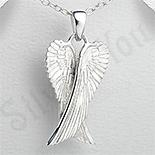 Pandantiv argint aripi de inger - PK2524