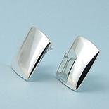 Cercei argint lucios - CST4A