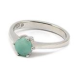 Inel argint cu smaralde - IF272