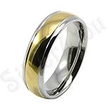 Verigheta inox aurit mode unisex - BR6125
