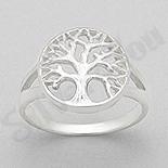 Inel argint copacul vietii - AR180