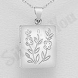 Pandantiv argint casetuta - AS126