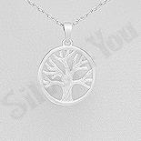 """Pandantiv argint """"copacul vietii"""" - AS154"""